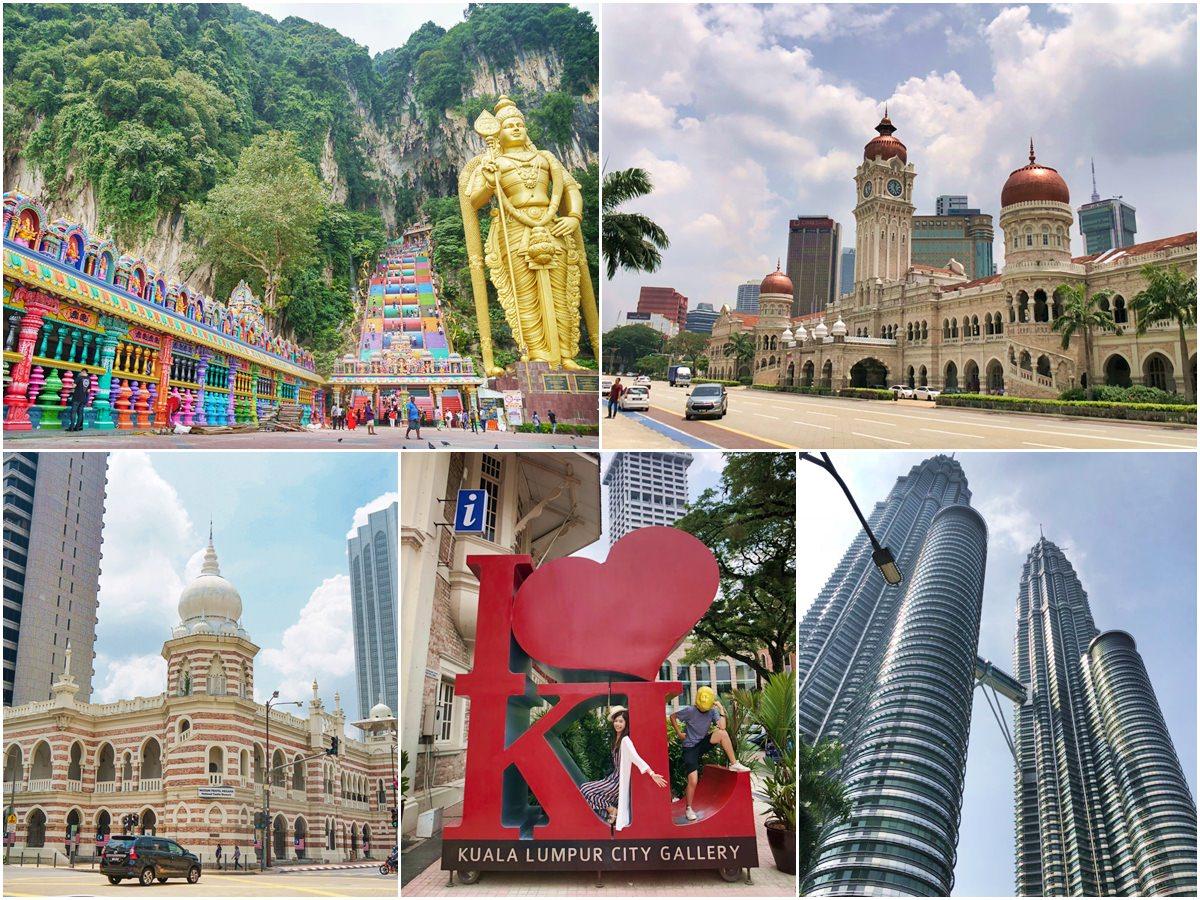 [馬來西亞包車推薦]kkday吉隆坡客製化包車半日遊~素質超好華人司機大推