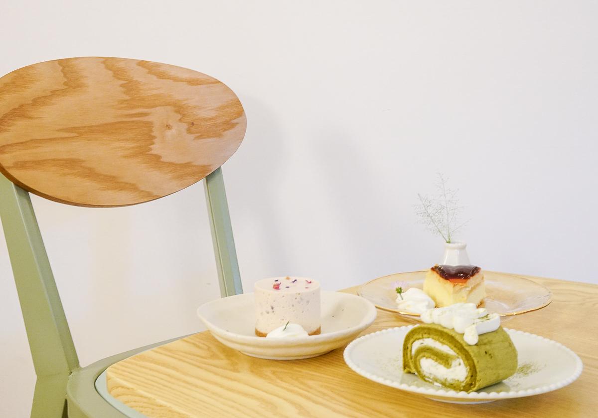 [高雄下午茶推薦]苷舍-隱藏巷弄~想吃不一定有開的限量手作甜點屋