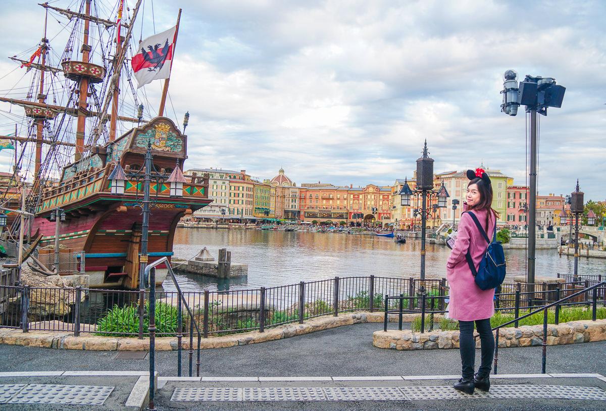 [東京]東京迪士尼海洋攻略!便宜門票FP/推薦必玩設施/煙火秀/快速通關