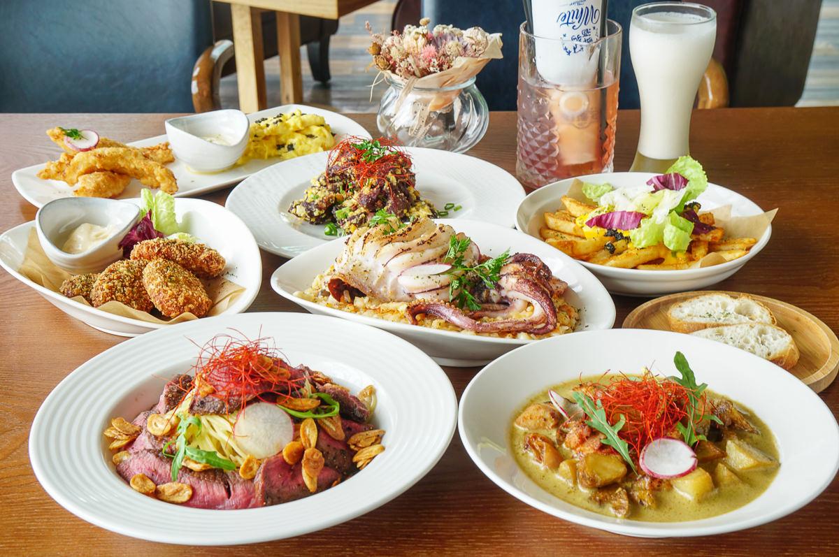 [高雄駁二美食]紅橋餐廳-高雄最浪漫陸橋景觀餐廳!超驚豔2019紅橋午餐菜單