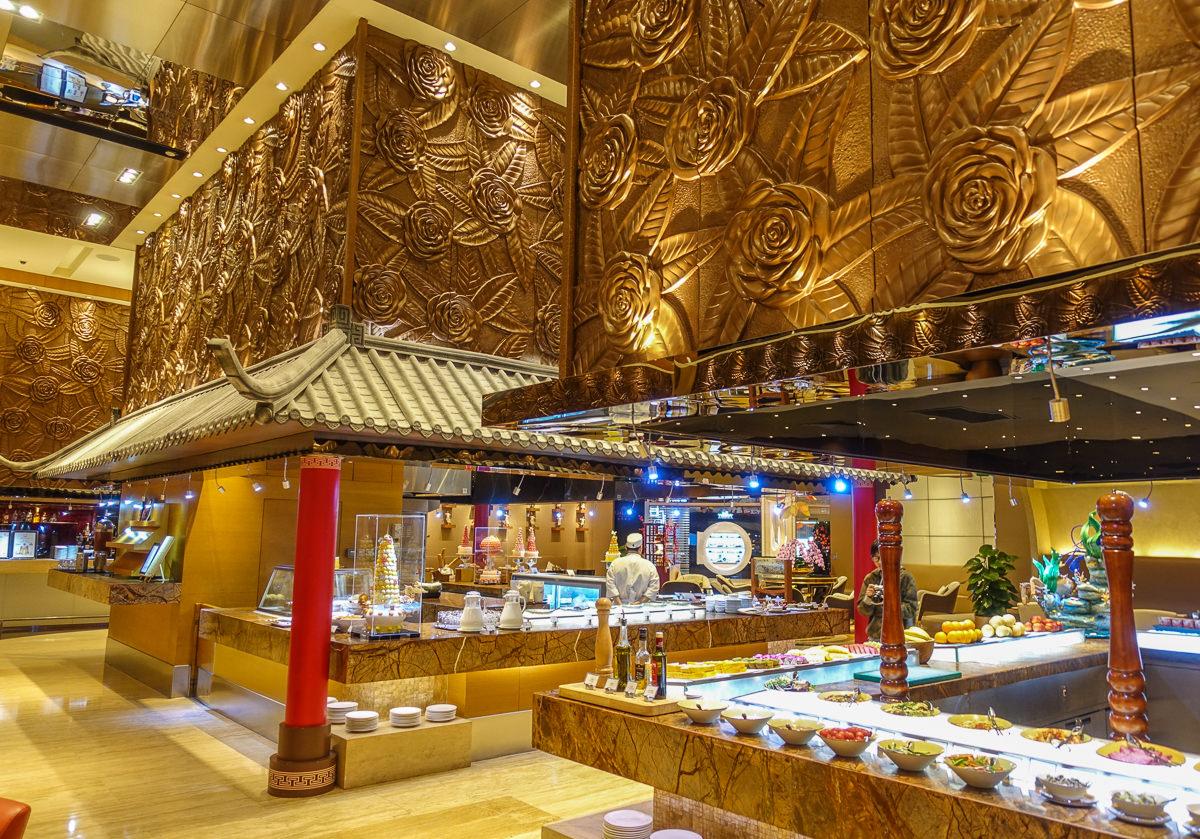 [澳門]澳門銀河酒店群芳餐廳自助早餐-超強大!不輸專業港式茶樓的好吃中式早餐