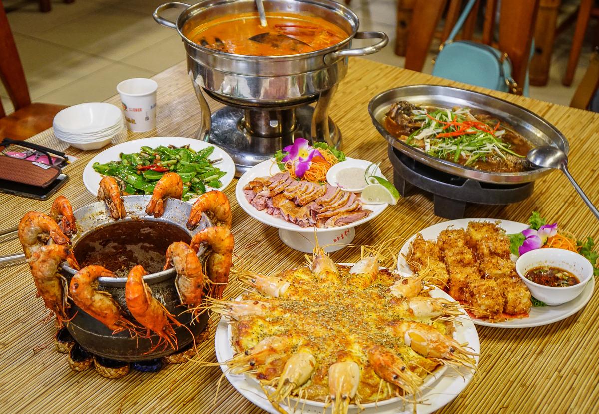 [高雄活蝦]全海岸活蝦之家(高雄華夏店)-爽吃活蝦!顛覆想像的各式蝦料理~高雄聚餐推薦