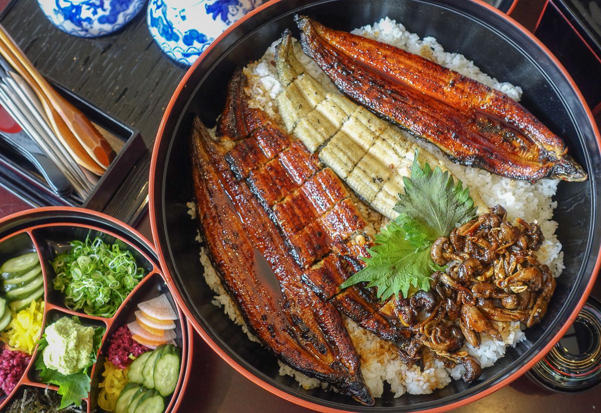 [靜岡美食]京丸鰻魚(うなぎ処京丸)-靜岡必吃的巨無霸鰻魚飯