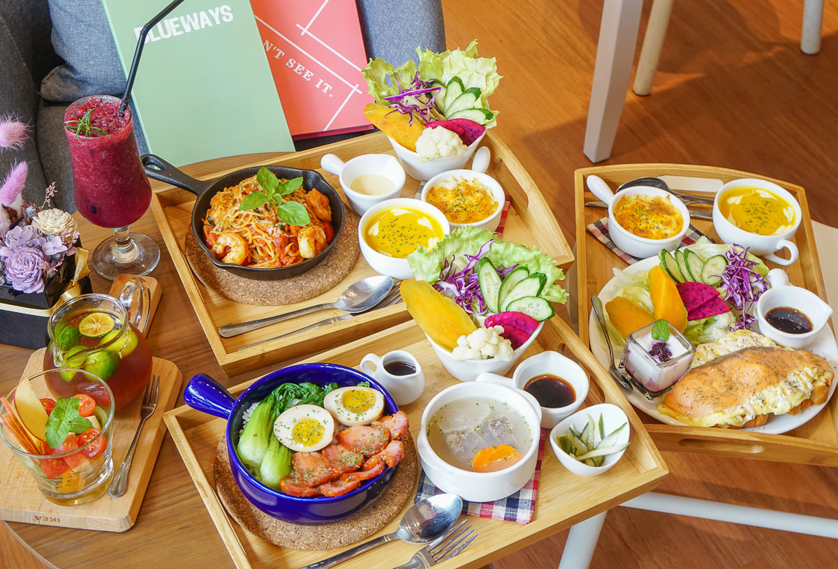 [高雄早午餐]Link Cafe凱琳咖啡-藏於住宅區的鄉村風格早午餐~港籍主廚的不平凡手藝
