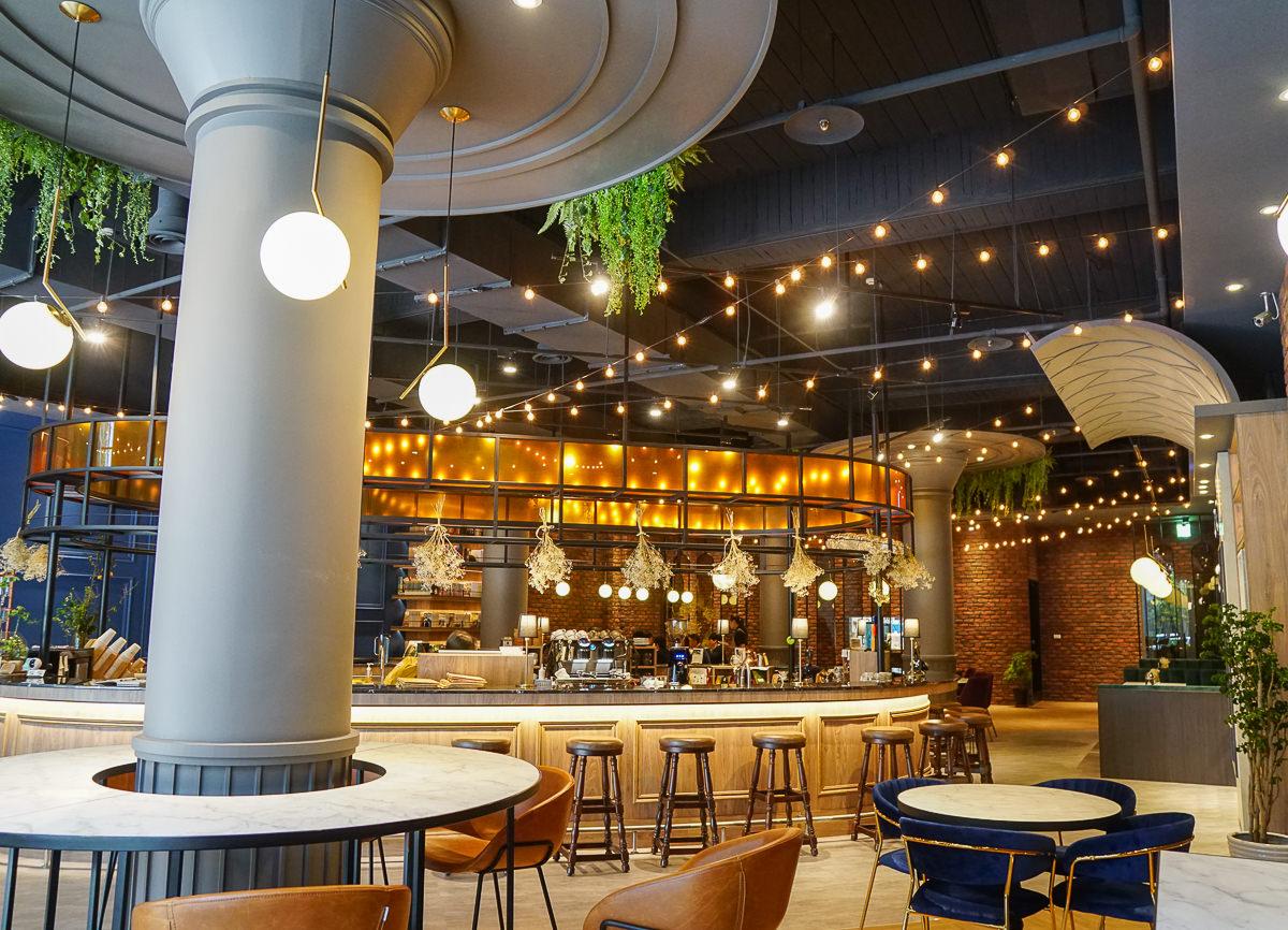 [高雄]南歌咖啡館Nango Cafe-高雄軟體園區隱藏版~優雅藍色歐風咖啡店