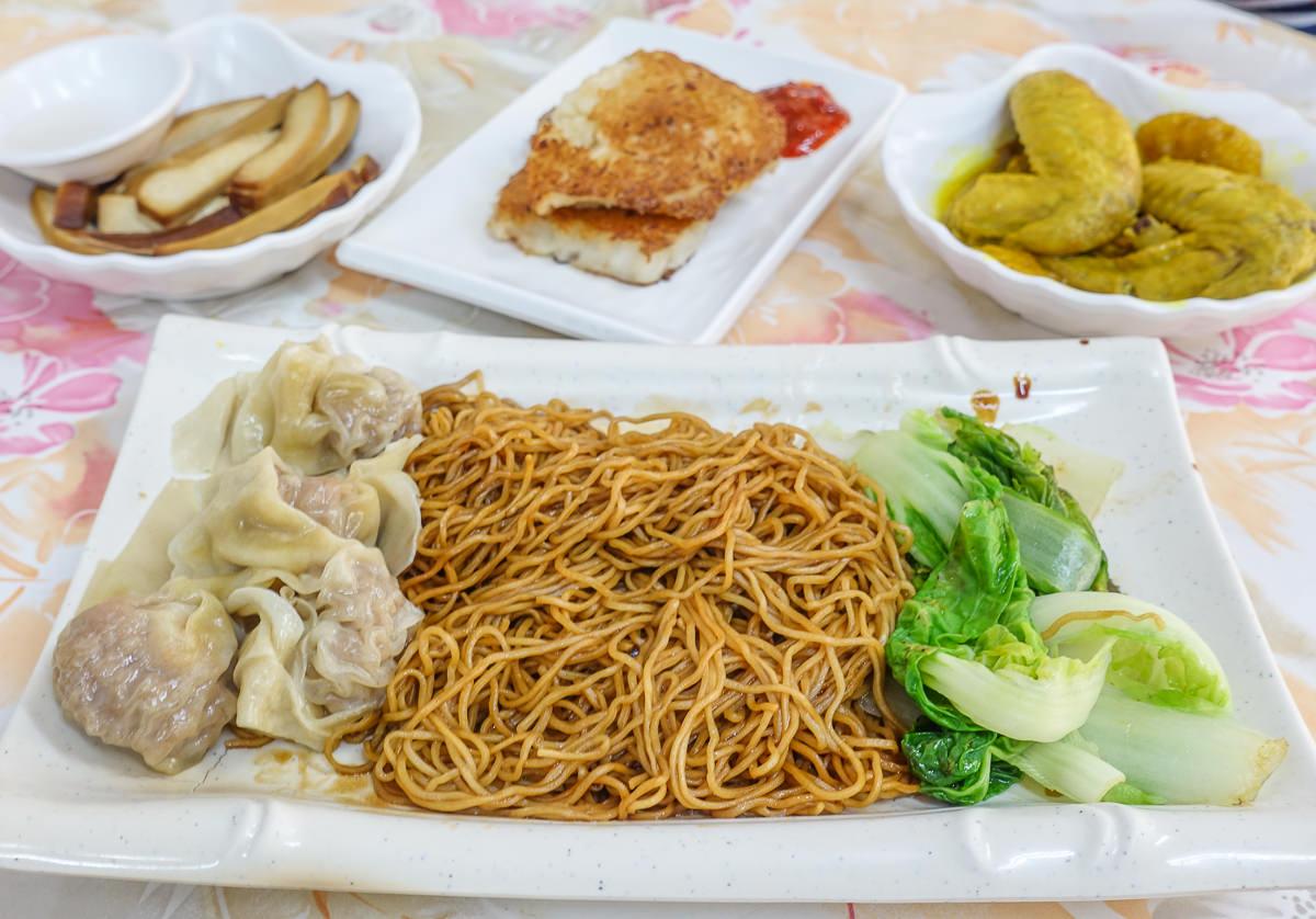 [高雄]巧來香港雲吞麵-香港大哥的道地庶民港式小吃雲吞麵!