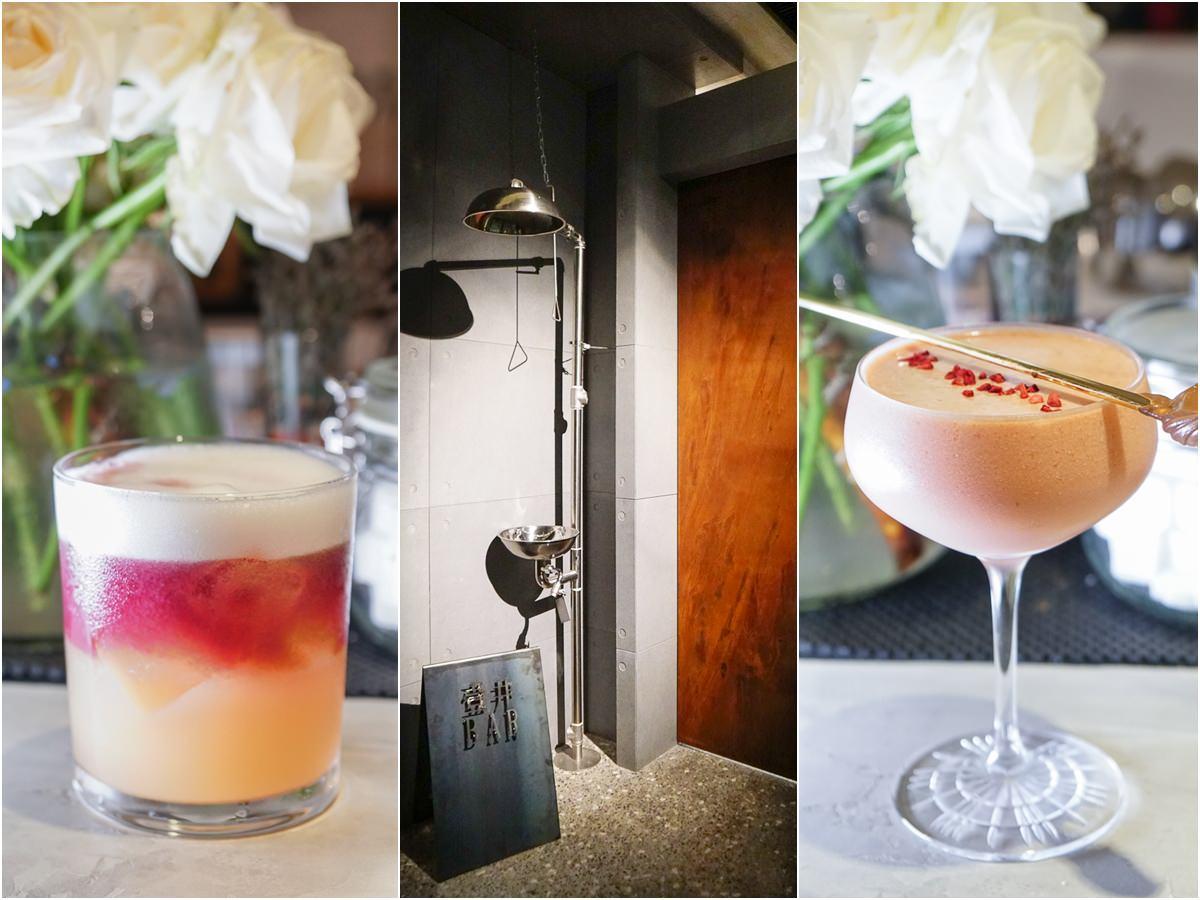 [台南酒吧推薦]壹井吧-跳脫想像的低調酒吧~如吃西餐的夢幻調酒酒單