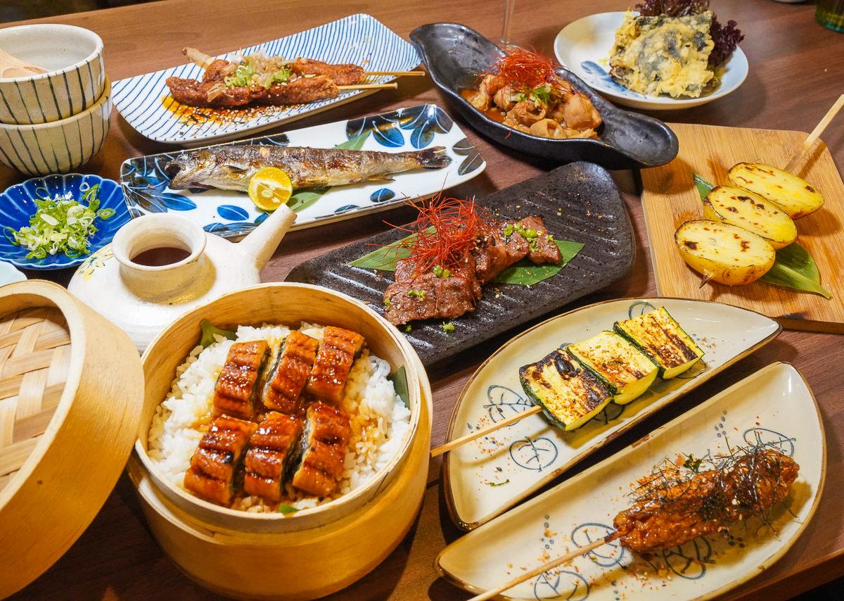 [高雄]路地食事処-道地日本地爐料理~光榮碼頭旁巷弄超人氣居酒屋