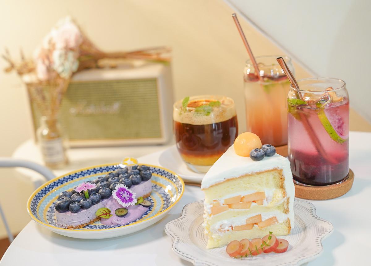 [高雄下午茶推薦]槑咖啡MEI Coffee-高雄後火車站低調手工甜點~許你一個甜甜小確幸