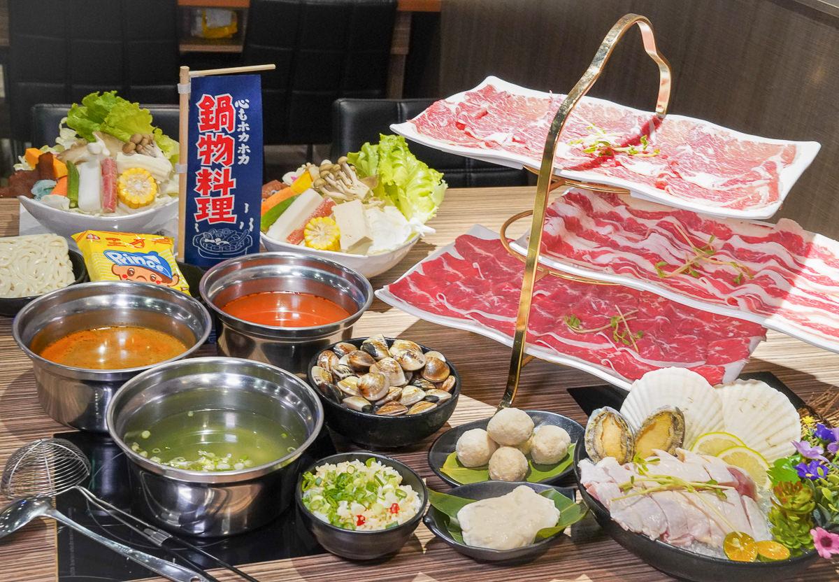 [高雄火鍋推薦]獅鍋藝Sugoi精緻鍋物-不用1000元~爽吃24盎司三層肉盤雙人鍋套餐
