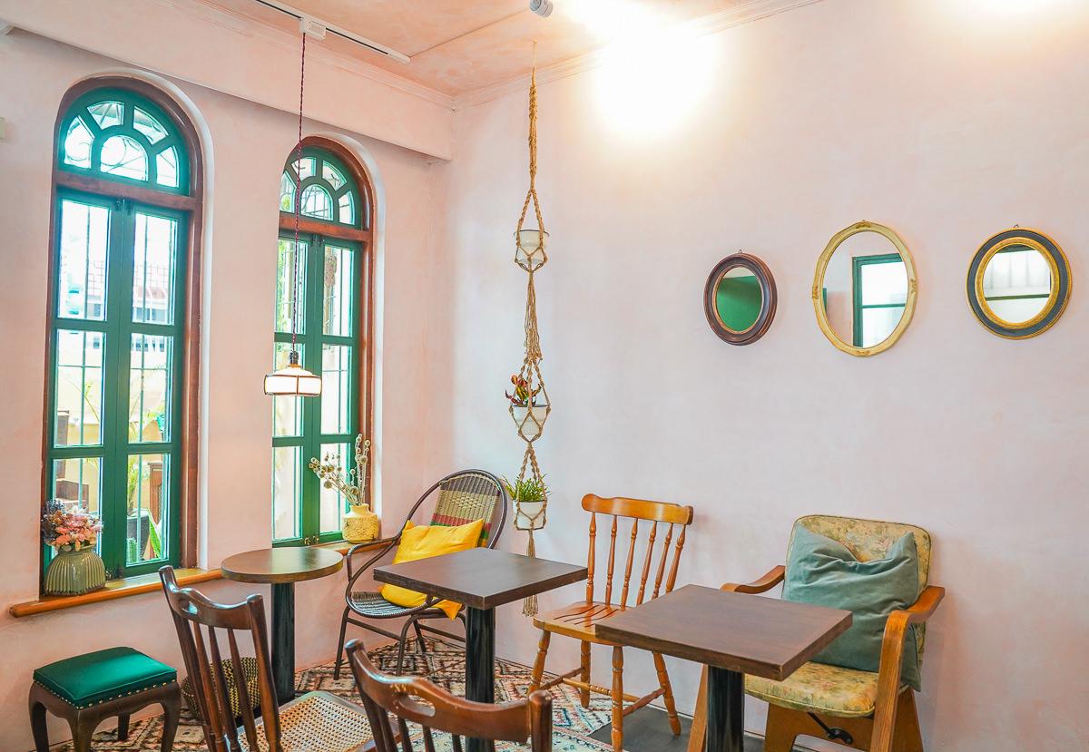 [高雄下午茶]酪上號Muchness-巷弄老屋變身摩洛哥風空間~麵包專賣咖啡店