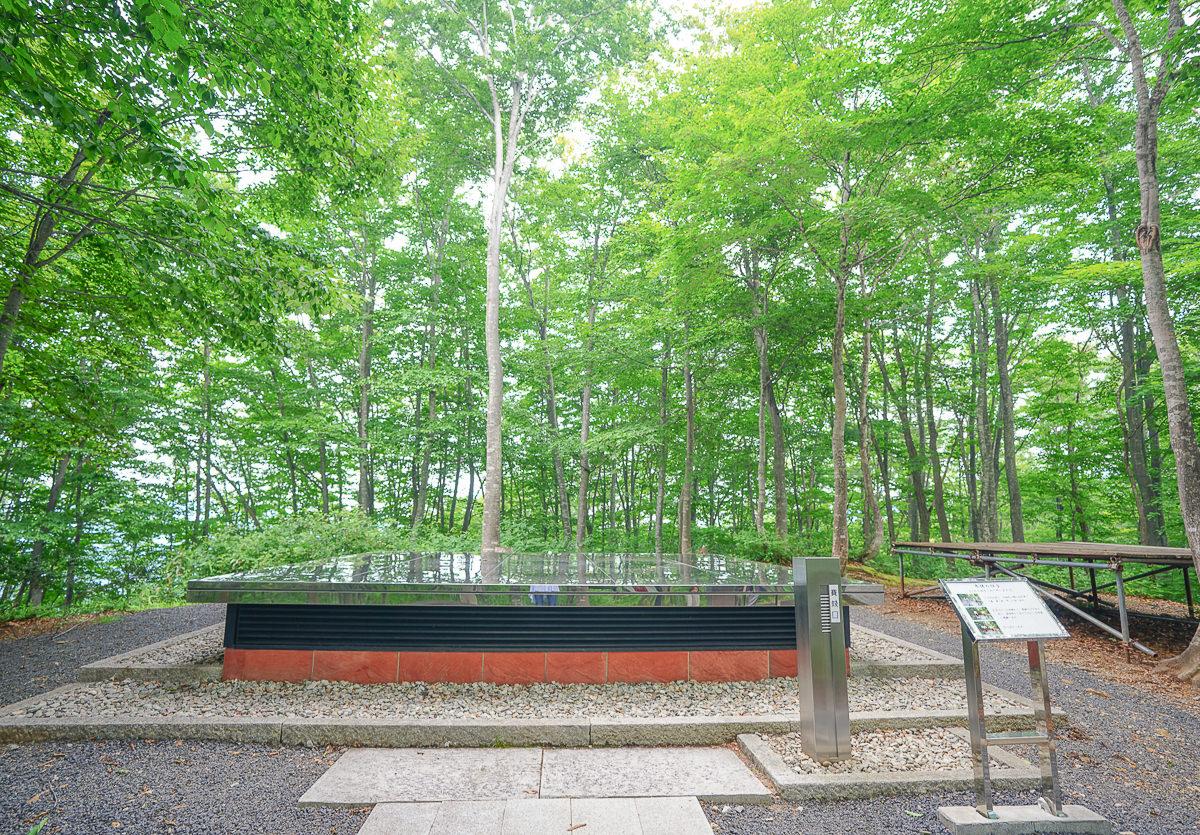 [山形景點]空氣神社-空氣也能拜!?森林的隱藏版神社~廣告拍攝景點