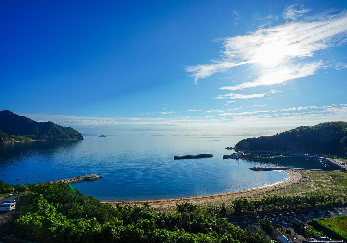 [愛媛住宿推薦]Inland Sea Resort Fespa-泡湯看海超愜意~瀨戶內海極致海景溫泉度假飯店