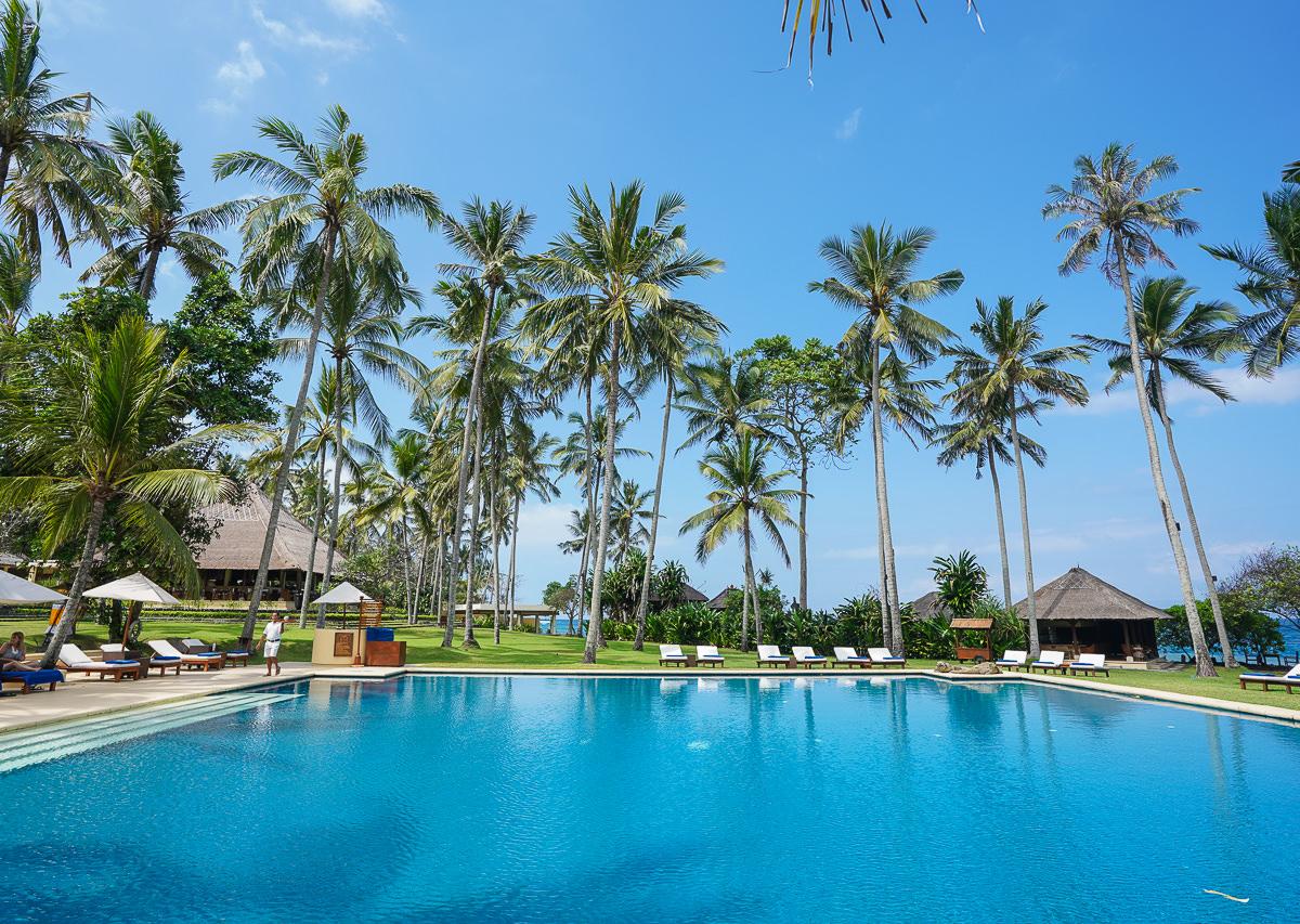 [峇里島住宿推薦]ALILA MANGGIS BALI-讓人不想走的夢幻藍海~慵懶氣圍頂級渡假村