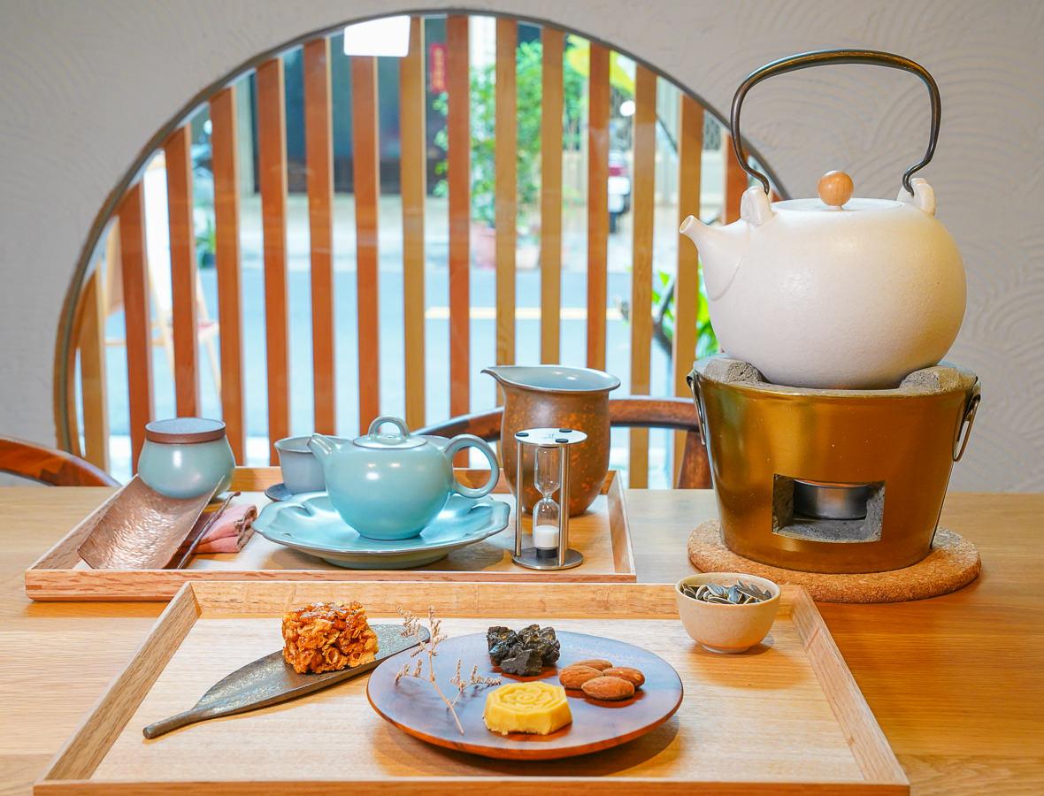[高雄]稻稻來茶空間・瑜珈-都市質感和風茶室!放鬆步調享獨特泡茶品茗體驗