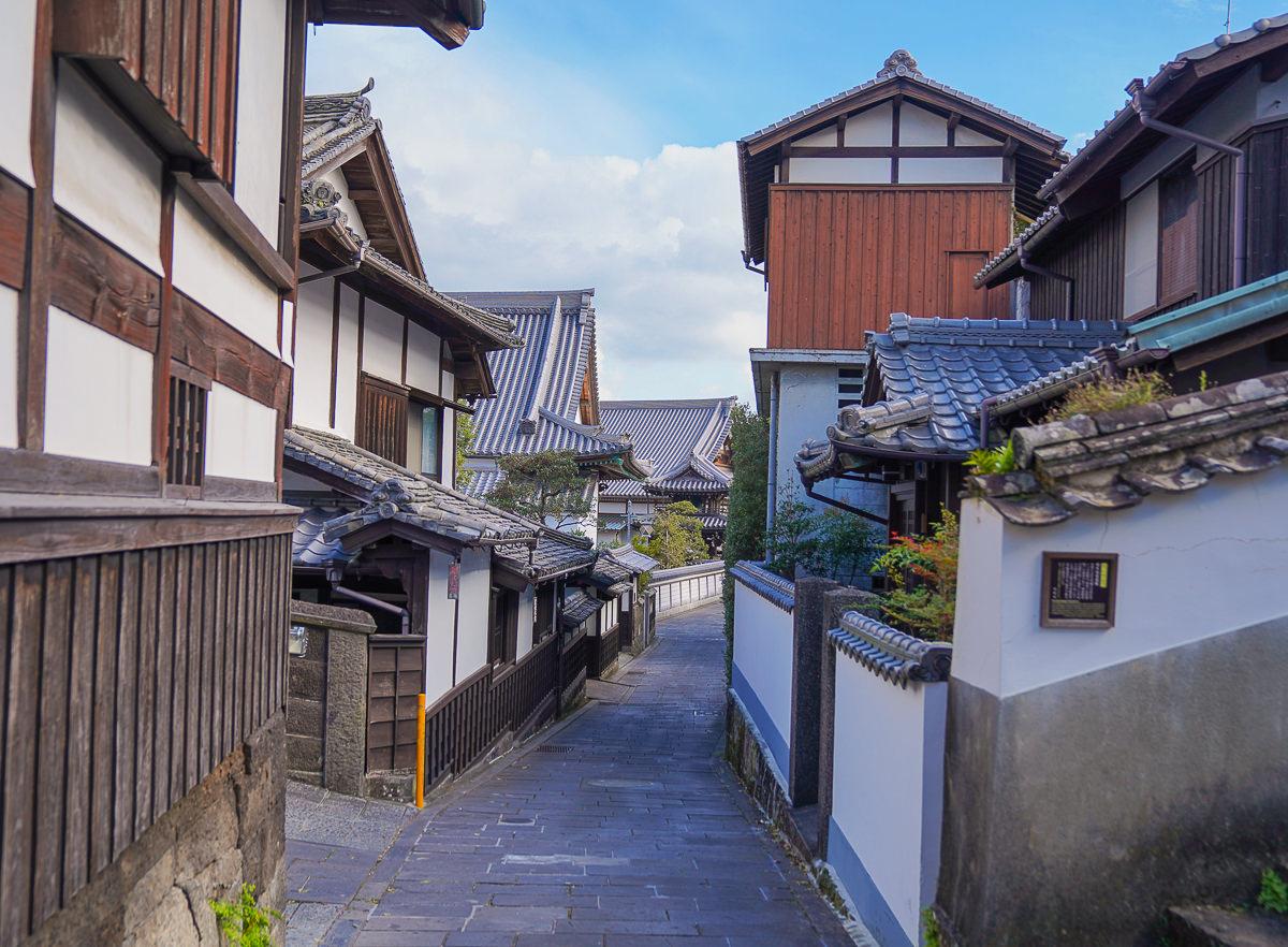 [九州大分景點]歷史臼杵城~漫步二王座懷舊老街!日本廣告熱門取景地