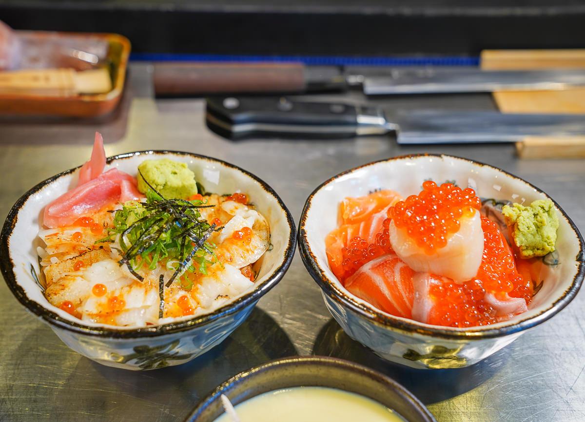 [高雄日式料理]八十八丼-超高C/P值丼飯套餐~七樣菜色滿足你對日式料理所有期望