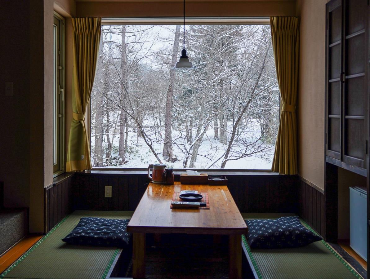 [北海道道東]中標津養老牛溫泉旅店湯宿だいいち-絕美雪景圍繞秘境溫泉
