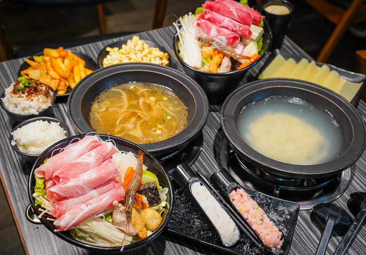 [高師大美食]一炎九鼎-超平價個人鍋!130元起享自助吧吃到飽還有牛肉燥飯