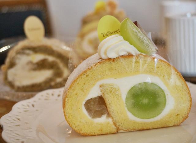 [台北]蛋糕捲的與極致味與美-Tasweet手作燒菓子