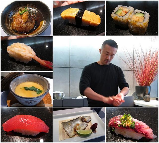 [台北大安]美感美味兼具的超值商午-魚道生美學料理