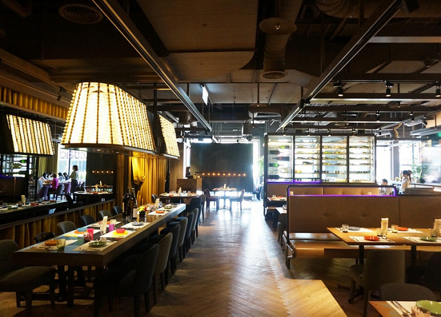 [台南]慶生約會氣氛好所在-bistro 88義法餐酒館 (台南新光三越小西門店)