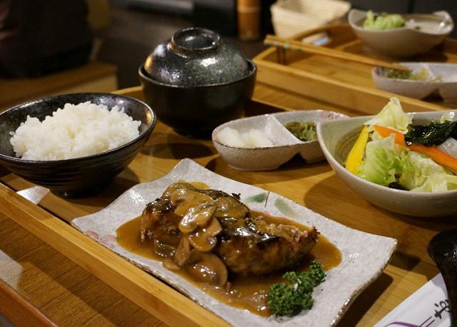 [台南]限量美味日式定食-扶桑酒肆