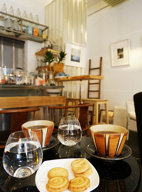 [台南]舒適微空間品咖啡-Day Stream Cafe' 日澗咖啡