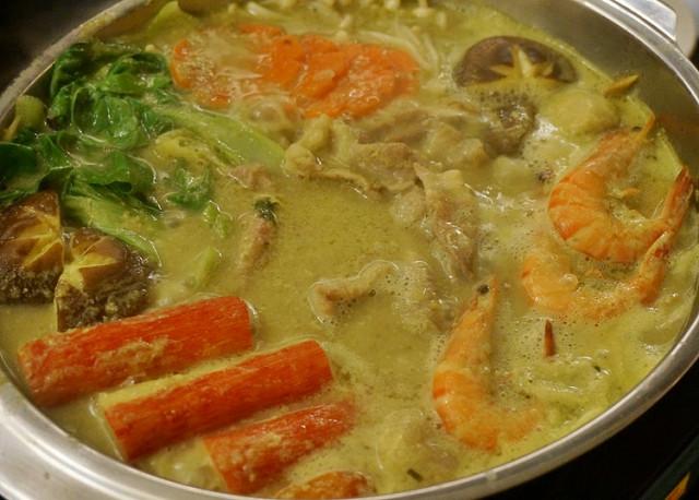 [高雄]泰國家常菜X香濃椰奶綠咖哩鍋-泰豪泰式料理