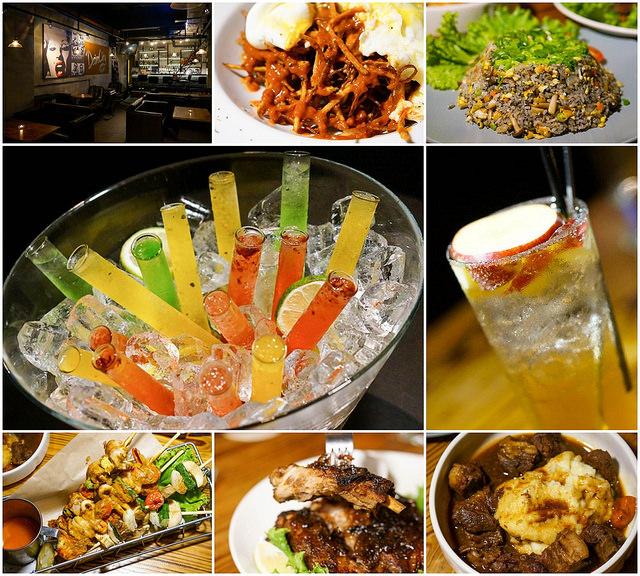 [高雄]美味餐點X繽紛調酒!慵懶微醺放鬆空間-慾望城市美食餐酒Bar