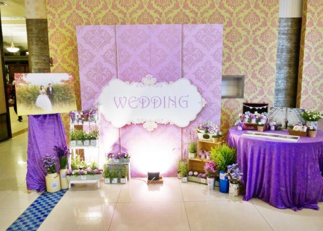 [Wedding]推薦!小資新人也負擔起的小確幸婚禮布置-雙魚幸福小舖 精緻婚禮佈置