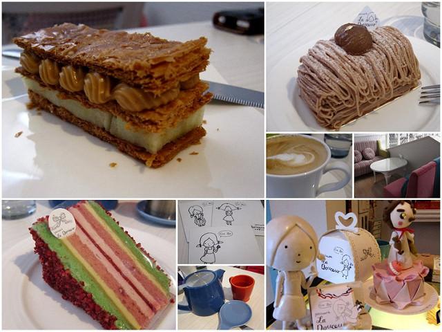 [台北永康街]溫馨風法式甜點小店-品悅糖