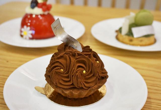[台南]華麗法式甜點!每一口都是滿滿幸福感-蘇格蕾法式甜點 Le Sucré Pâtisserie