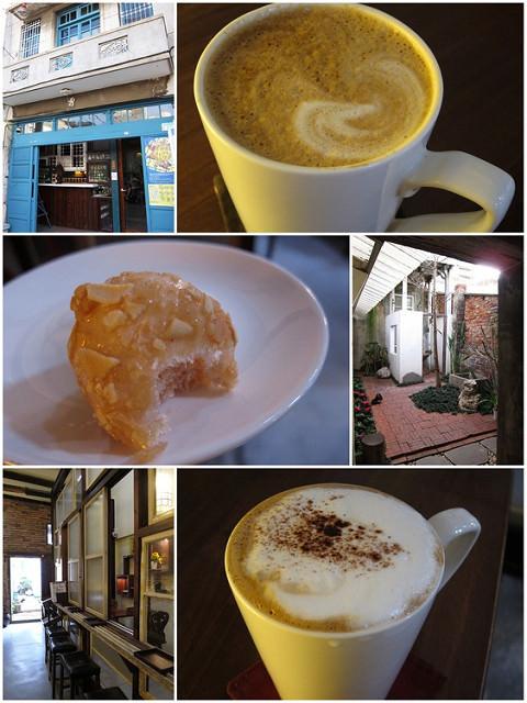 [台南]氣氛老宅品咖啡-正興咖啡館