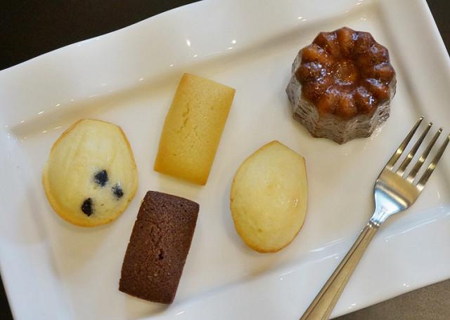 [高雄]驚豔百元法式手工甜點拼盤X小資女的幸福午茶-LA MAISON BERRY 貝瑞家