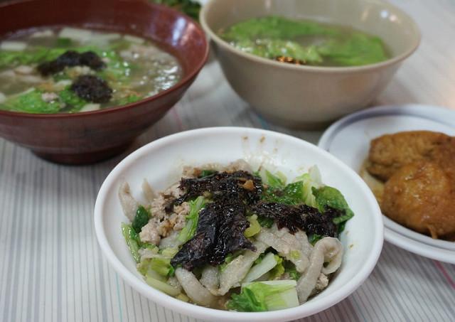[台南]細細咀嚼的甘甜魚味-夏家手工魚麵
