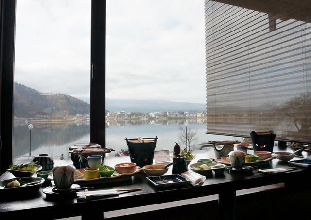 [日本]富士山景X精緻豪華餐溫泉旅館-湖樂富士吟景(下)