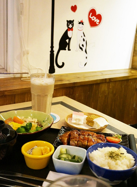 [高雄]溫馨中西式簡餐咖啡-貝多赫複合式餐廳