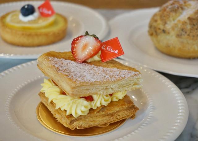 [台南]平價法式甜點-Pâtisserie La Pétoile樂貝特洋菓子専門店
