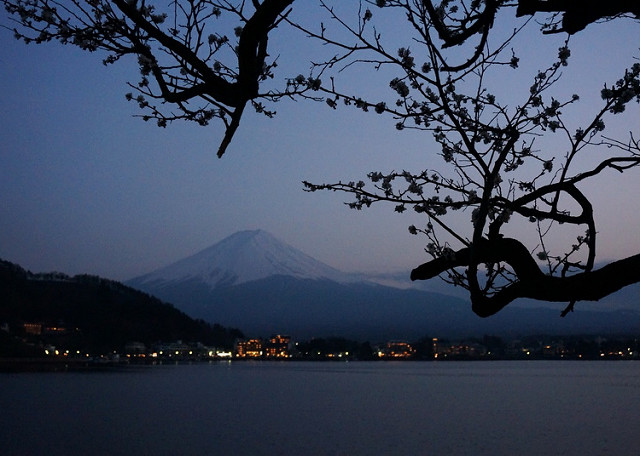 [日本]極致享受,盡覽富士山景溫泉旅館-湖樂富士吟景(上)