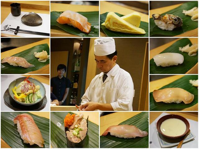 [高雄]愉悅超值日料商午-香月壽司˙割烹