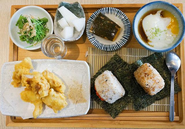 [高雄]豐盛日式早午餐X和風洋食-柒壹喫堂