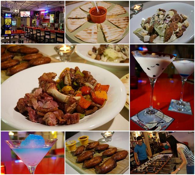 [高雄]美味德國豬腳X浪漫迪士尼公主調酒,寫意餐酒館-Cocktail Bistro雞尾酒餐坊
