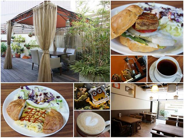 [高雄]慢活早午餐-春木藝素人文咖啡館