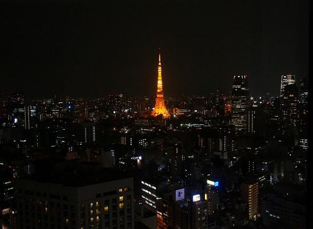 [東京]無敵鐵塔夜景旅店-Park Hotel Tokyo 東京花園酒店