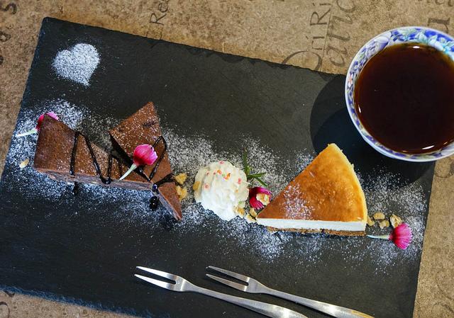 [高雄]特色自家烘焙咖啡X創意手作甜點-Choosy Gourmet 啡嚐挑剔