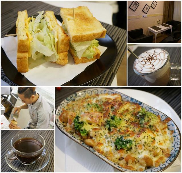 [台南]美好的一天從早午餐開始-Perfetto Caff'e完美咖啡