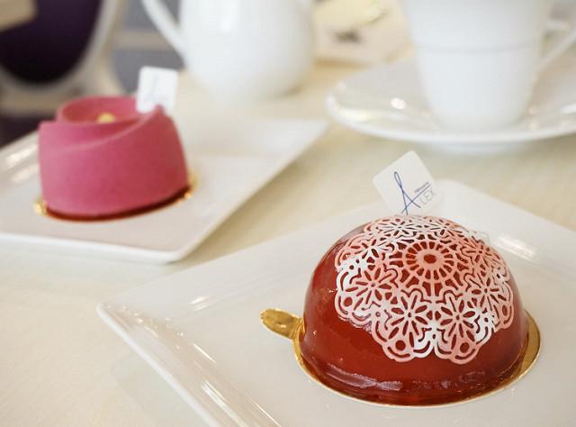 [台北]松菸文創園區, 雅緻法式甜點-Pâtisserie ALEX