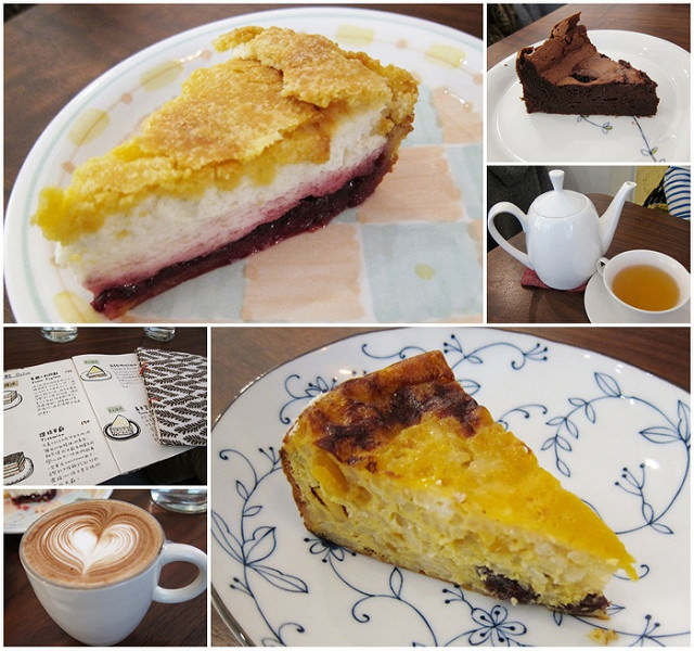 [台北]二訪好好味咖啡&甜點-Becaffico Caffe