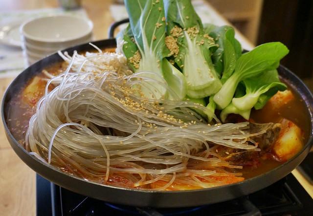 [高雄]別處吃不到的道地韓式馬鈴薯排骨湯!-慢慢韓食堂